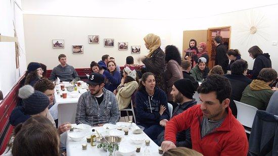 Kfar Cana, Israel: Za'atar workshop