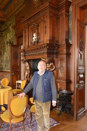 Villersexel, France: Host