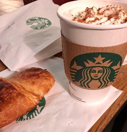 Aliso Viejo, CA: Starbucks