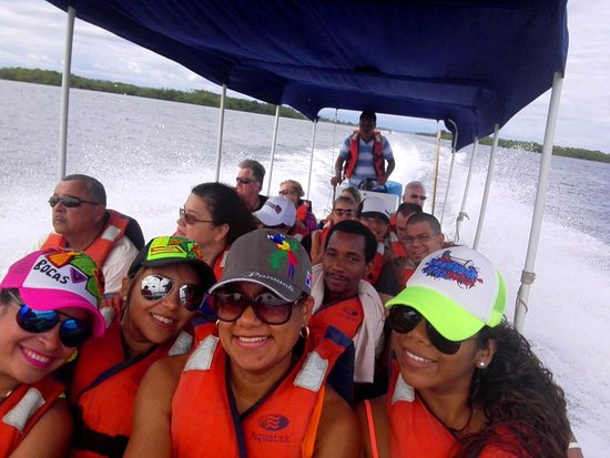Isla Colon, Panama: EXCELENTE TOURS