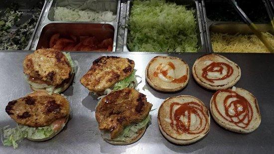 Derby, ออสเตรเลีย: burgers