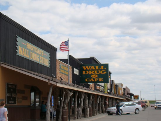 Wall Drug, Wall SD