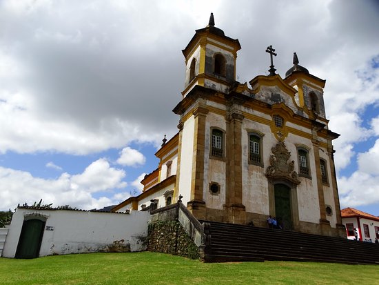 ‪Sao Francisco de Assis Church‬