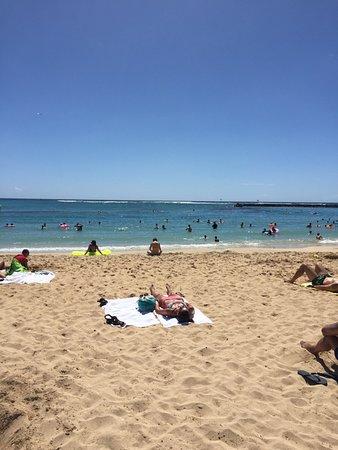 Hilton Hawaiian Village Waikiki Beach Resort Area