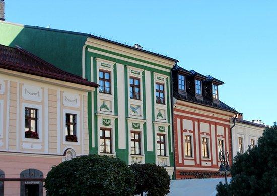 Pribicerov house