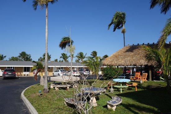 Everglades City Motel: Extérieur motel