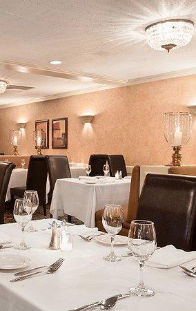 The Senator Hotel: The Senator Dining Room.
