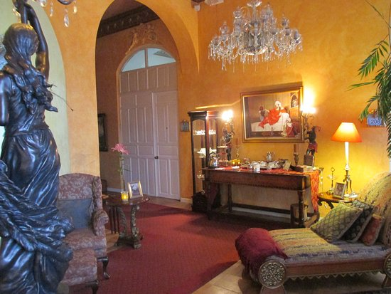 Boutique Hotel Mansion del Angel: Up stair area to read and relax