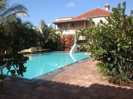 Hotel Hacienda de Abajo: Great spot to relax