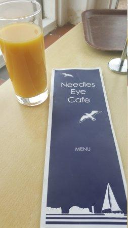 Needles Eye Cafe: 20170223_115156_large.jpg