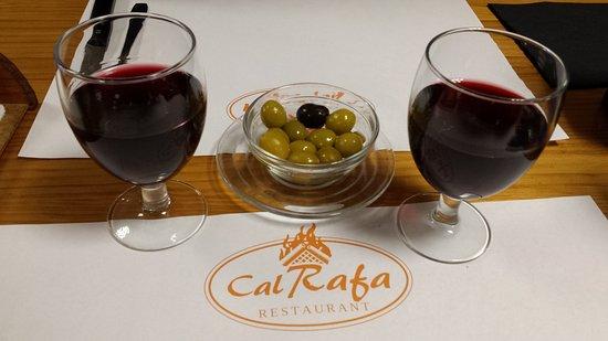 Restaurante un nime en terrassa for Comida buena