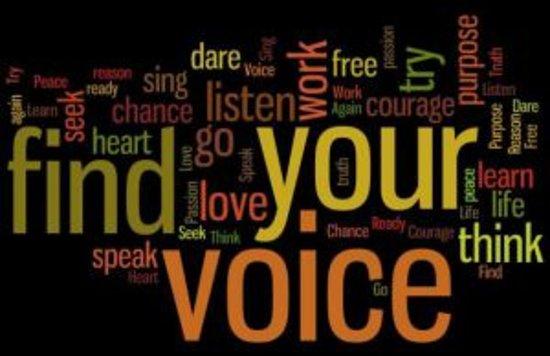 St. Davids, UK: Fearless Speaking