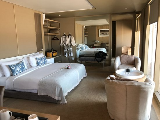 Skeleton Coast Park, Namibia: Master Suite in Family Tent
