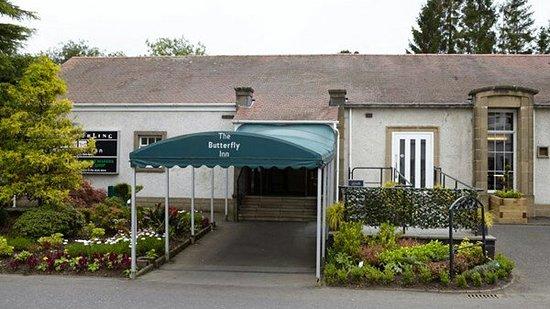 Tillicoultry, UK: The Butterfly Inn