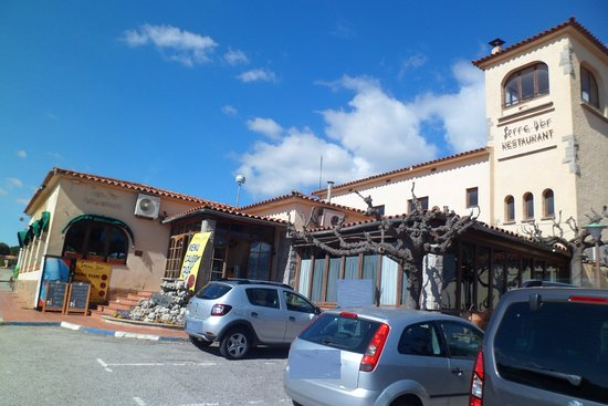 Collbato, Hiszpania: exterior
