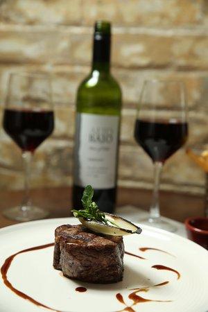 Wheathampstead, UK: Steak