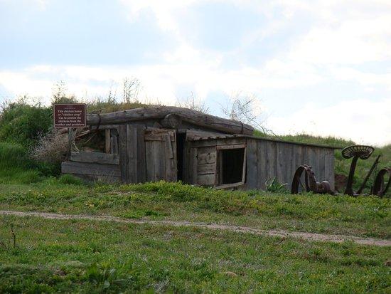 original sod house and homestead picture of prairie homestead rh tripadvisor co nz