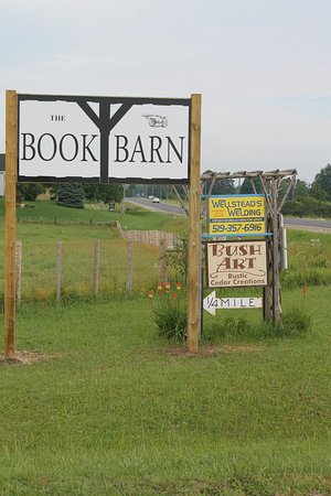 The Book Barn on 86