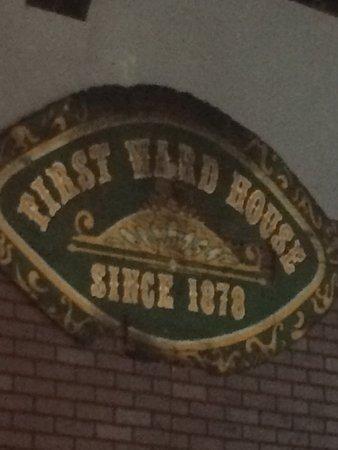 เซนต์โยเซฟ, มิสซูรี่: The First Ward House