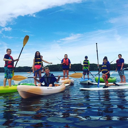 Sandwich, MA: Kids adventure camps run all summer long
