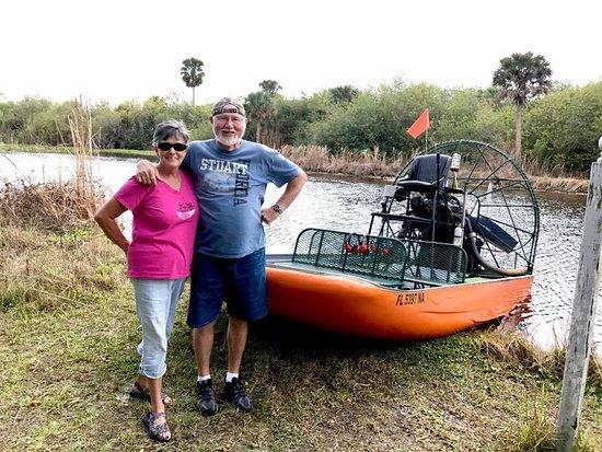 Gator Hunt Airboat Rides