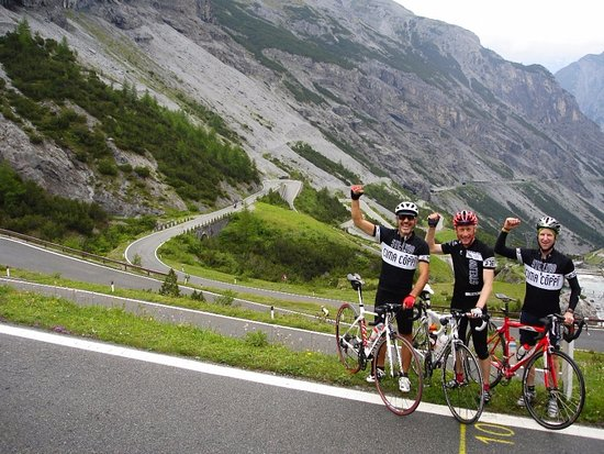 From Bormio to the Stelvio mountain pass Picture of Wild Trails