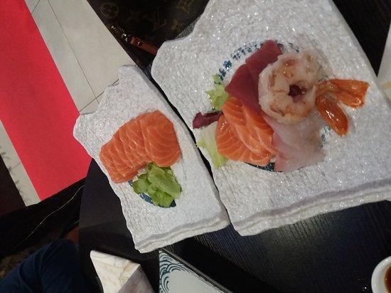 Mizu Sushi: Alcuni  piatti buonissimi