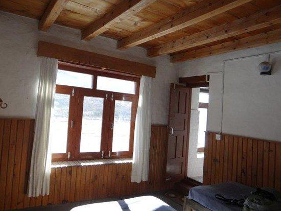 Jomsom, Nepal: The room