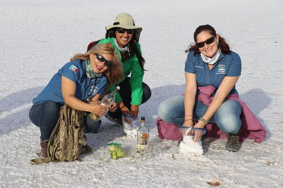 Ecoturismo Kuyima: Visiting the salt flats with the guides