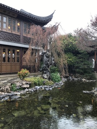 Photo of Botanical Garden Lan Su Chinese Garden at 239 Nw Everett Street, Portland, OR 97209, United States