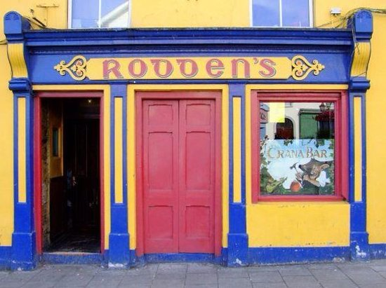 Rodden's Bar, Main Street, Buncrana, Co. Donegal