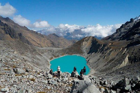 El Camino Salkantay Trail