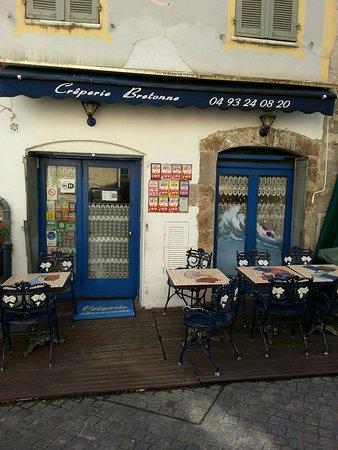 Creperie bretonne