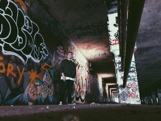 Photo of Monument / Landmark Krog Street Tunnel at Krog Street Tunnel, Atlanta, GA 30307, United States