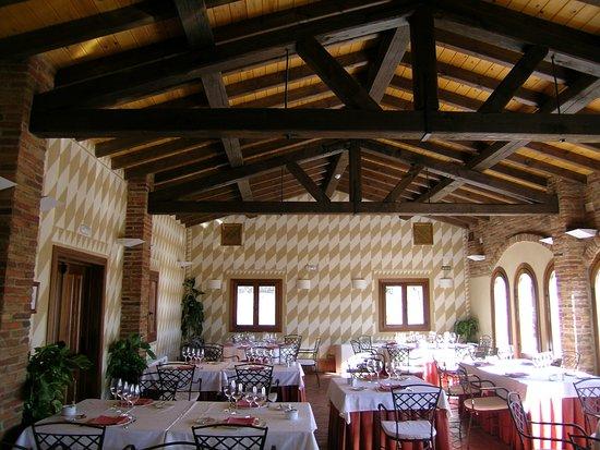 Abadia de Yuste: Comedor para eventos