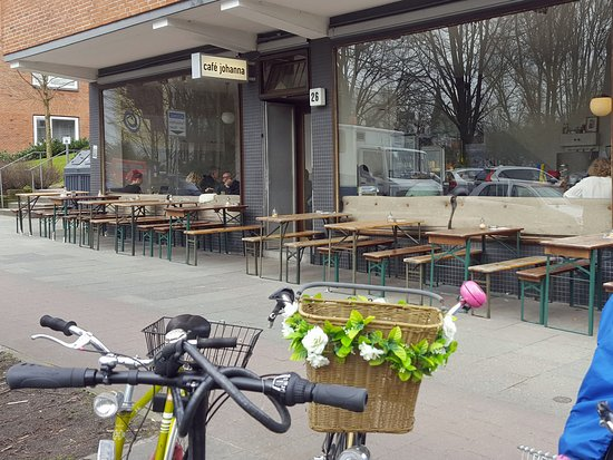 Photo of Modern European Restaurant Cafe Johanna at Venusberg 26, Hamburg 20459, Germany