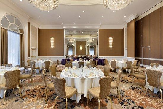 Hilton Philadelphia City Avenue: Borghese Garden Ballroom
