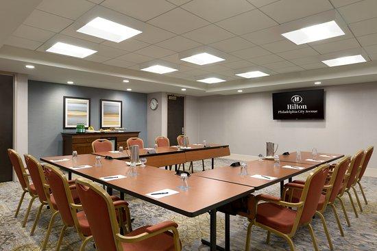 Hilton Philadelphia City Avenue: Bryn Mawr Meeting Room