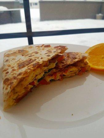 Cranbrook, Kanada: Breakfast Quesadilla