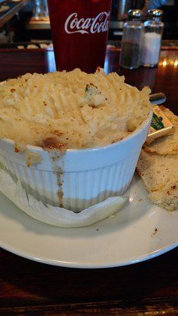 Σμύρνη, Ντέλαγουερ: Shepherds Pie but there are numerous Irish meals to choose from