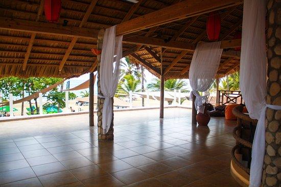 Hotel Villa Taina: Yoga loft/chill zone