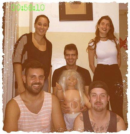 Hostal83 Room Escape