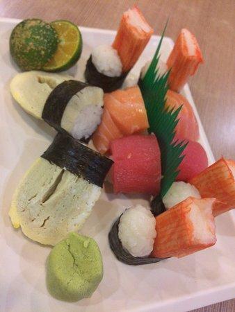 Metro Manila, Philippines: Sushi
