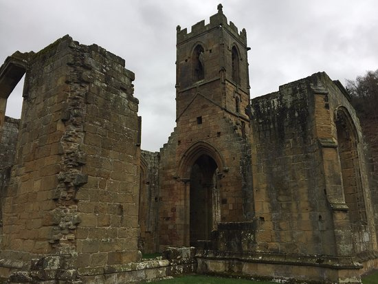 Northallerton, UK: Mount Grace Priory