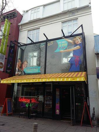 Photo of American Restaurant Lebowski bar at Laugarvegur 20a, Reykjavik, Reykjavik 101, Iceland