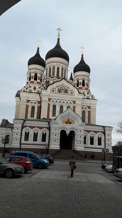 Photo of Tourist Attraction Alexander Nevsky Cathedral at Lossi Plats 10, Tallinn 10130, Estonia