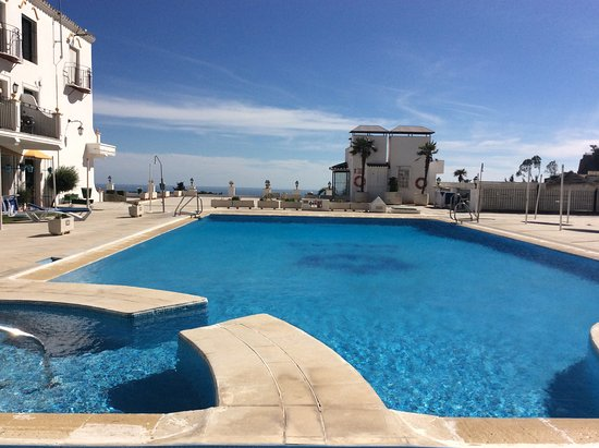TRH Mijas: Pool area