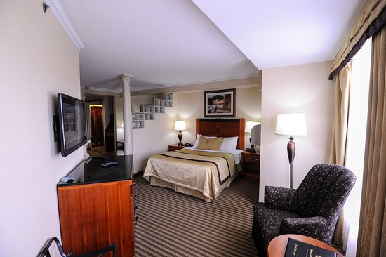 Monte Carlo Inn Barrie Suites: King Studio Suite