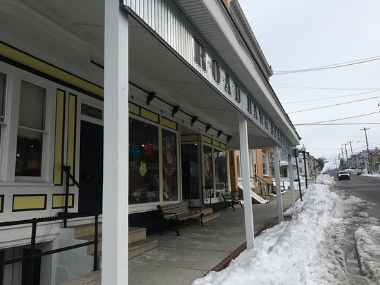 Dillsburg, PA: Road Hawg Barbeque