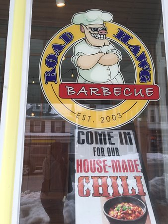 Dillsburg, Pensylwania: Road Hawg Barbeque